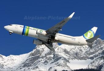 PH-HZN - Transavia Boeing 737-800