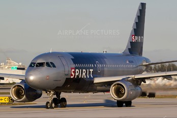 N529NK - Spirit Airlines Airbus A319