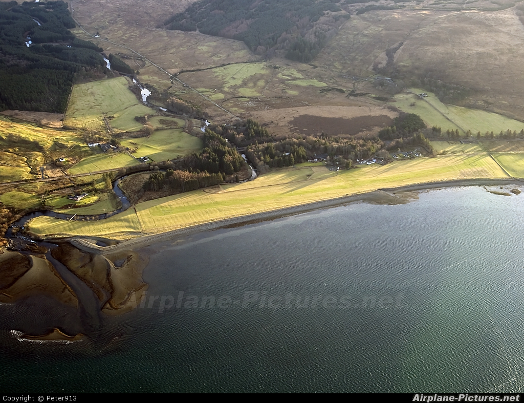 - Airport Overview - aircraft at Glenforsa