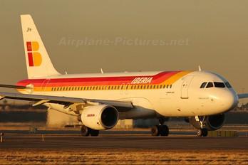 EC-JFH - Iberia Airbus A320