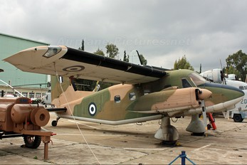 4131 - Greece - Hellenic Air Force Dornier Do.28 D Skyservant
