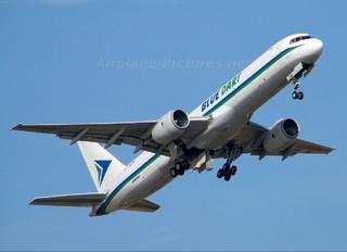VT-BDK - Blue Dart Aviation Boeing 757-200F