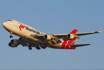PH-MPR - Martinair Cargo Boeing 747-400BCF, SF, BDSF
