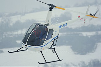 OM-HCA - Private Robinson R22