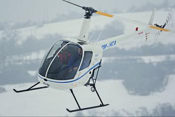 OM-HCA - Private Robinson R22