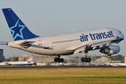 C-GTSX - Air Transat Airbus A310 aircraft