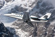 VP-CFP - Private Cessna 680 Sovereign aircraft