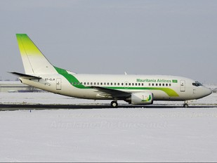5T-CLA - Mauritania Airlines Boeing 737-500