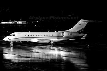 OE-IOO - Private Bombardier BD-700 Global 5000