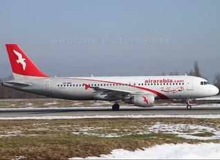 CN-NMD - Air Arabia Maroc Airbus A320