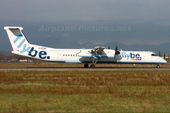G-ECOE - Flybe de Havilland Canada DHC-8-400Q / Bombardier Q400