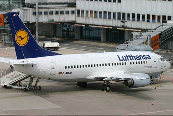D-ABJD - Lufthansa Boeing 737-500