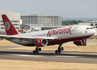 VT-VJN - Kingfisher Airlines Airbus A330-200