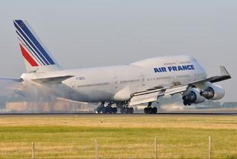 F-GEXA - Air France Boeing 747-400