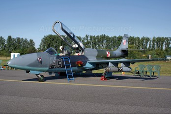 1413 - Poland - Air Force PZL TS-11 Iskra