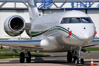 N375WB - Private Bombardier BD-700 Global 5000