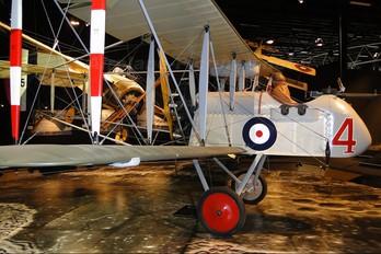 4 - Royal Air Force de Havilland DH.  2