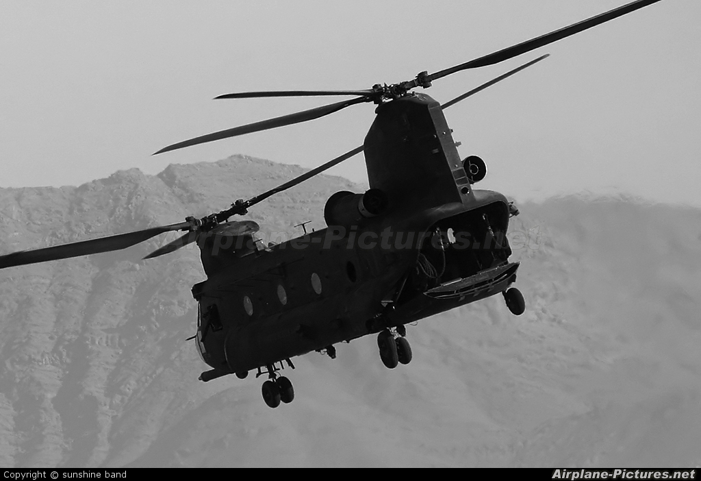 USA - Army 89-0160 aircraft at In Flight - Afghanistan
