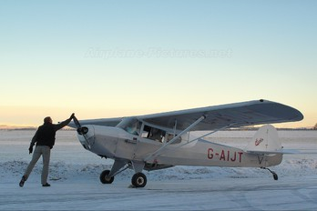 G-AIJT - Private Auster 5J4