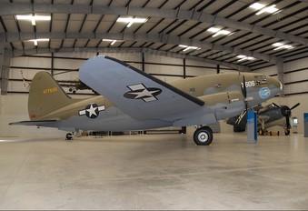 44-77635 - USA - Air Force Curtiss C-46D Commando