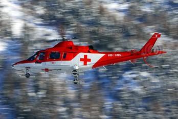 HB-XWG - REGA Swiss Air Ambulance  Agusta / Agusta-Bell A 109