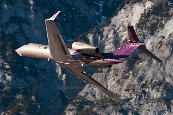 D-AGVS - Silverbird Gulfstream Aerospace G-IV,  G-IV-SP, G-IV-X, G300, G350, G400, G450