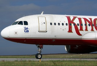 VT-KFC - Kingfisher Airlines Airbus A320