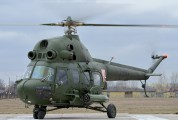 7336 - Poland - Army Mil Mi-2 aircraft