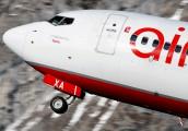 D-AHXA - Air Berlin Boeing 737-700 aircraft