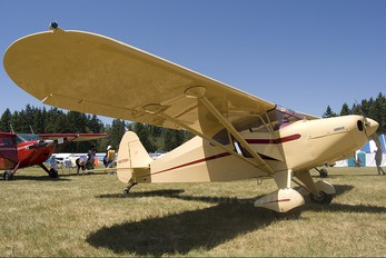 N5726H - Private Piper PA-16 Clipper