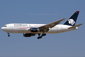 XA-AMX - Aeromexico Boeing 767-200