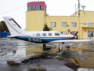 D-EALL - Private Piper PA-46 Malibu / Mirage / Matrix