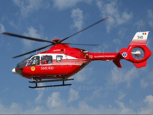 340 - Romania - Air Force Eurocopter EC135 (all models)