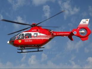 340 - Romania - Air Force Eurocopter EC135 (all models)