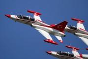 - - Turkey - Air Force : Turkish Stars Canadair NF-5B aircraft