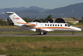 G-OMBI - Private Cessna 525B Citation CJ3