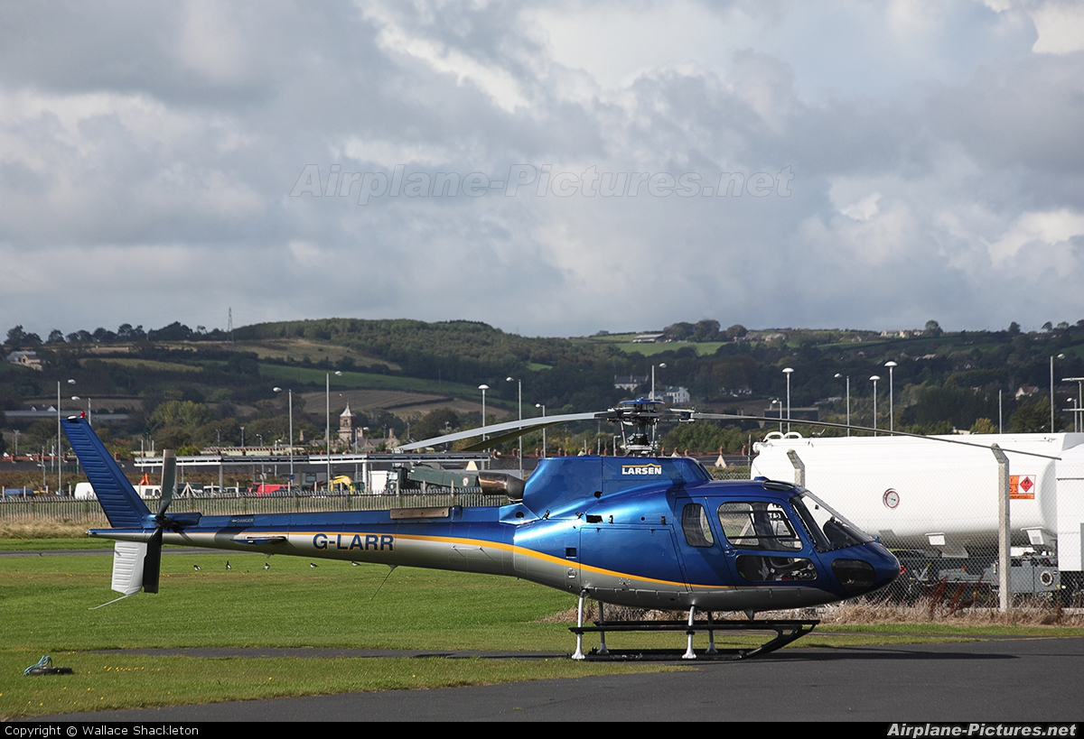 Larsen Manufacturing G-LARR aircraft at Newtownards