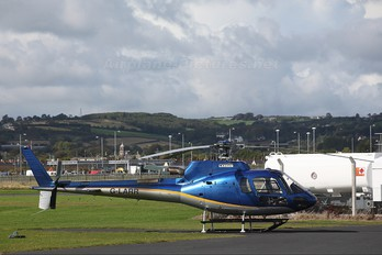 G-LARR - Larsen Manufacturing Aerospatiale AS350 Ecureuil / Squirrel
