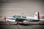 G-BBLS - Private Grumman American AA-5 Traveller aircraft