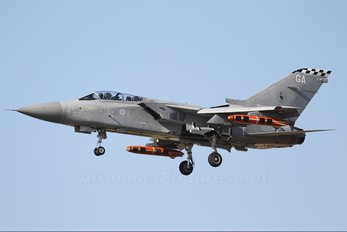 ZE203 - Royal Air Force Panavia Tornado F.3