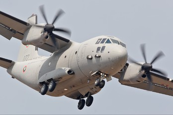 072 - Bulgaria - Air Force Alenia Aermacchi C-27J Spartan