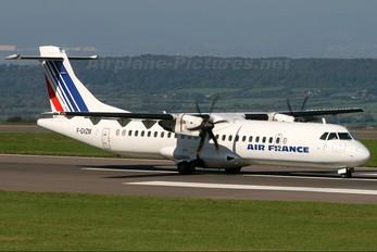 F-GVZM - Air France - Airlinair ATR 72 (all models)