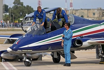 """MM54505 - Italy - Air Force """"Frecce Tricolori"""" Aermacchi MB-339-A/PAN"""