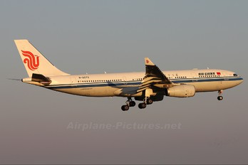 B-6073 - Air China Airbus A330-200