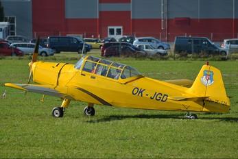 OK-JGD - Aeroklub Kolín Zlín Aircraft Z-126