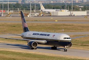 N765NA - North American Airlines Boeing 767-300ER