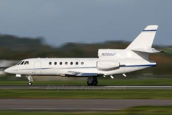 N200UP - Private Dassault Falcon 50