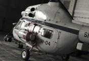 SN-04XP - Poland - Police Mil Mi-2 aircraft