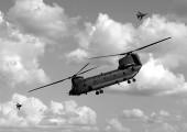 ZH891 - Royal Air Force Boeing Chinook HC.2 aircraft