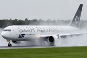 SP-LPE - LOT - Polish Airlines Boeing 767-300ER aircraft